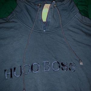 Hugo Boss Twenty Pullover sz M rare DC DMV GO GO